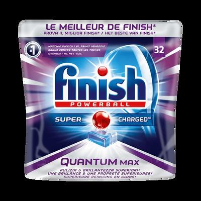 FINISH quantum regular, 32 tabs