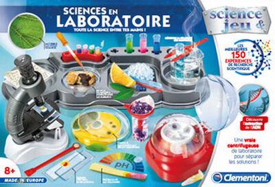 Super labo des sciences