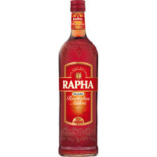 Risevaltes ambré RAPHA, 16°, bouteille de 1l