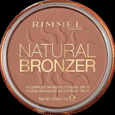 Bronzer natural bronzer 025 sunglow RIMMEL, nu, 14g