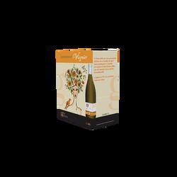Vin blanc Surprenant Viognier IGP un vin des hommes, bib 3l