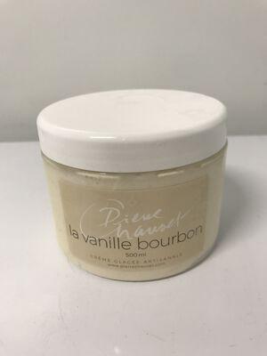 Glace vanille bourbon Chauvet 500ml