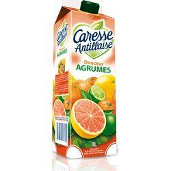 Boisson douceur agrumes ,CARESSE ANTILLAISE, 1L