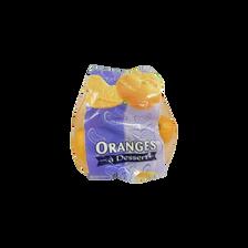 Orange navel, calibre 5/6, catégorie 1, Afrique du Sud, filet 2kg