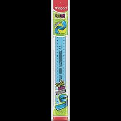 Règle plate souple MAPED Twist'n'Flex, 30 cm