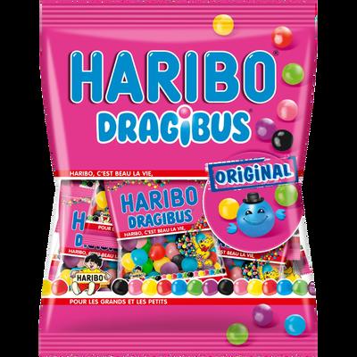 Dragibus HARIBO, sachet multipack de 250g
