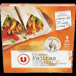 Fajita Kit U, 505g