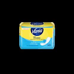 Protège-slips finesse normal fresh VANIA, boîte de 40