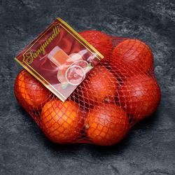 Orange sanguinelli, calibre 7/8, catégorie 1, Espagne, girsac 1kg