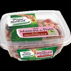 Museau de porc à la provençale PIERRE MARTINET, 300g