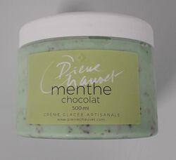 Créme glacée menthe chocolat, CHAUVET 500ml