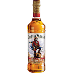 Rhum CAPTAIN MORGAN, 35°, 70cl