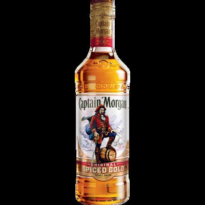 Rhum CAPTAIN MORGAN, 35°, bouteille de 70cl
