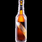 Brasserie de Vezelay Bière Blonde Bio Brasserie De Vezelay, 4,6°, Bouteille De 50cl