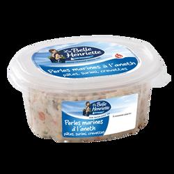 Salade de pâtes au saumon LA BELLE HENRIETTE, 300g