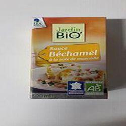 Sauce Béchamel à la noix de muscade bio 500ml