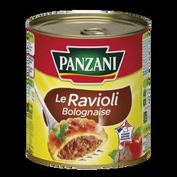 Raviolis à la sauce bolognaise PANZANI, boîte de 800g