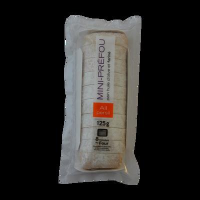 Préfou ail et persil MIX BUFFET, 125g