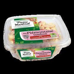 Piémontaise aux tomates fraîches et jambon MARTINET 300g