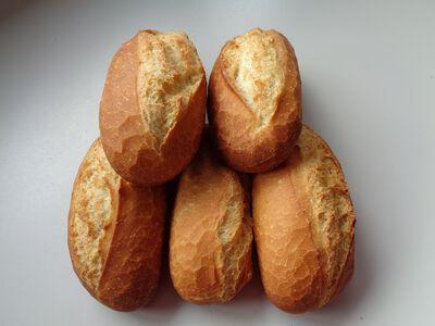 Petits pains sandwich x 5, 300g