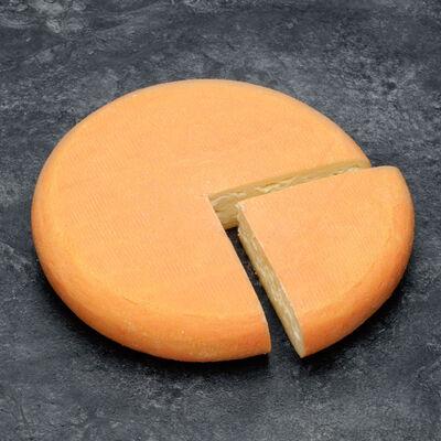 Fromage au lait pasteurisé véritable CHAUMES, 25%MG,