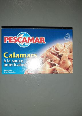 PESCAMAR CALAMARS