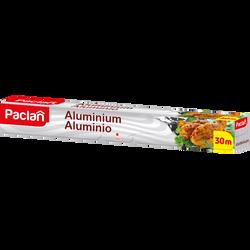 Papier aluminium, rouleau de 30m