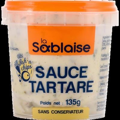 Sauce tartare, LA SABLAISE,135g