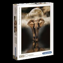 PUZZLE 1000 PIECES THE ELEPHANT