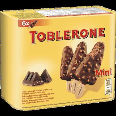 TOBLERONE, 6 mini bâtonnets soit 216g