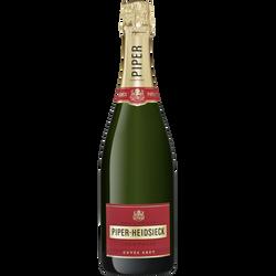 Champagne Brut, PIPER HEIDSIECK, bouteille de 75cl