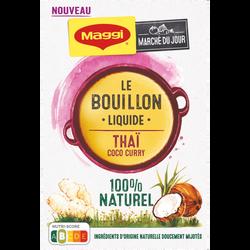 Bouillon liquide thaï NESTLE MAGGI, 400ml