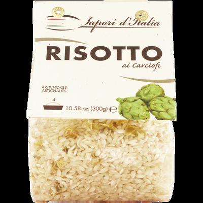 Préparation risotto aux artichauts SAPORI DITALIA, 300g
