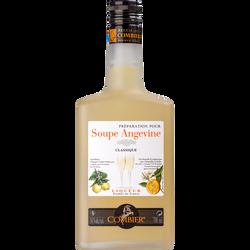 Liqueur Soupe Angevine Combier, 16°, bouteille de 70cl