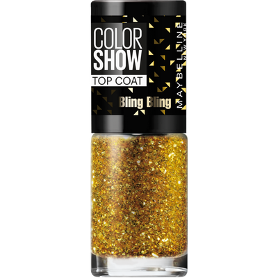 Vernis à ongles colorshow 95 bling bling MAYBELLINE, nu