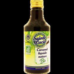 Caramel nature Bio SAINTE LUCIE, 250ml