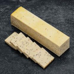 Fromage pour Raclette à la moutarde, lait pasteurisé, 26%Mat.Gr