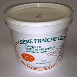 CREME FRAICHE CRUE 25CL