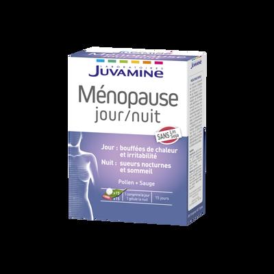 JUVAMINE MÉNOPAUSE TRIPLE ACTION, 30 comprimés
