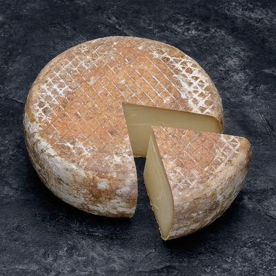 """Fromage au lait pasteurisé de chèvre et brebis """"Itchebai"""", 32% de MG,CAPITOUL"""