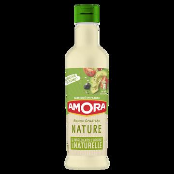 Amora Sauce Crudité Nature Amora 380ml