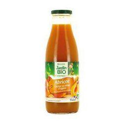 Nectar d'abricot bio LÉA NATURE bouteille 75cl