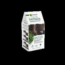 Coloration châtain clair naturel 100% végétale COLOR HERBALIA