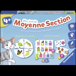 Ravensburger - Mes jeux de moyenne section - Dès 4 ans
