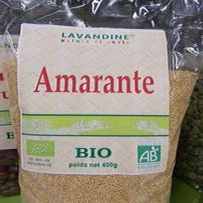 amarante graines bio 400g