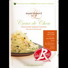 Choucroute cuisinée recette gourmande Label Rouge ANDRE LAURENT, 500g