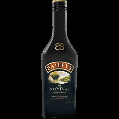 Crème de whisky BAILEY'S, 17°, 70cl