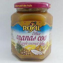 CONFITURE ANA/COCO ROYAL 330G