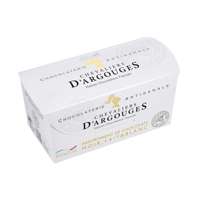 Assortiment premium LES CHEVALIERS D'ARGOUGES, ballotin de 175g