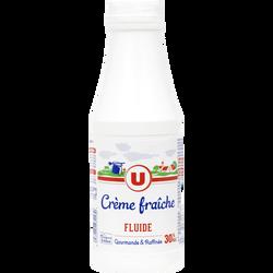 Crème fraîche fluide U, 30%MG, 50cl